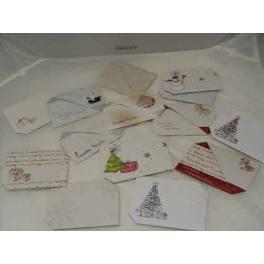 20 Biglietto Auguri Natale Origami