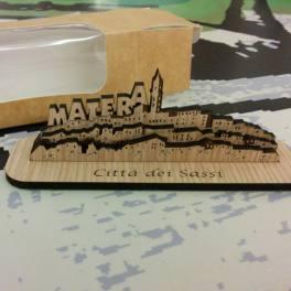 skyline Matera legno